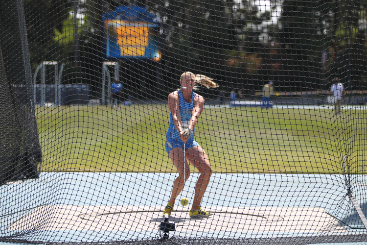Ucla Sr. Hammer Ida Storm. Photo by Jordon Kelly