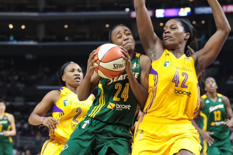WNBA 2015