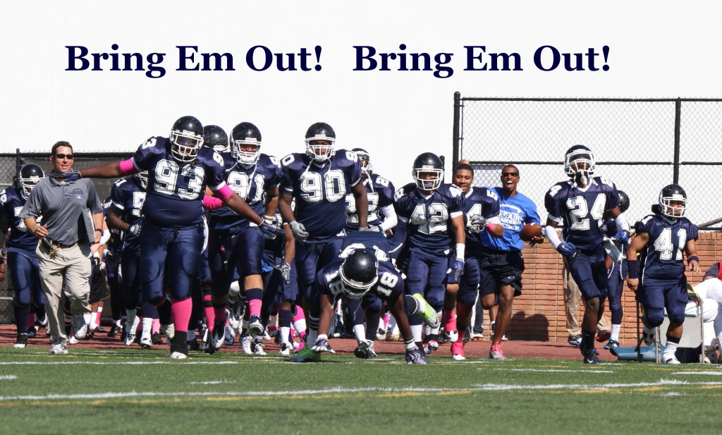 SMC Family 2011 Attacking Field to Start Reign. Photo by Jevone Moore