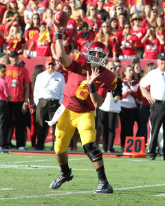 QB Cody Kessler Photo by Jevone Moore
