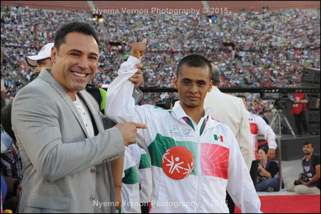 Oscar Del Hoya