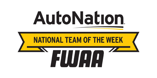 FWAA AutoNation Team of the week