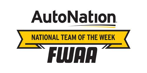 FWAA AutoNation Team of the week