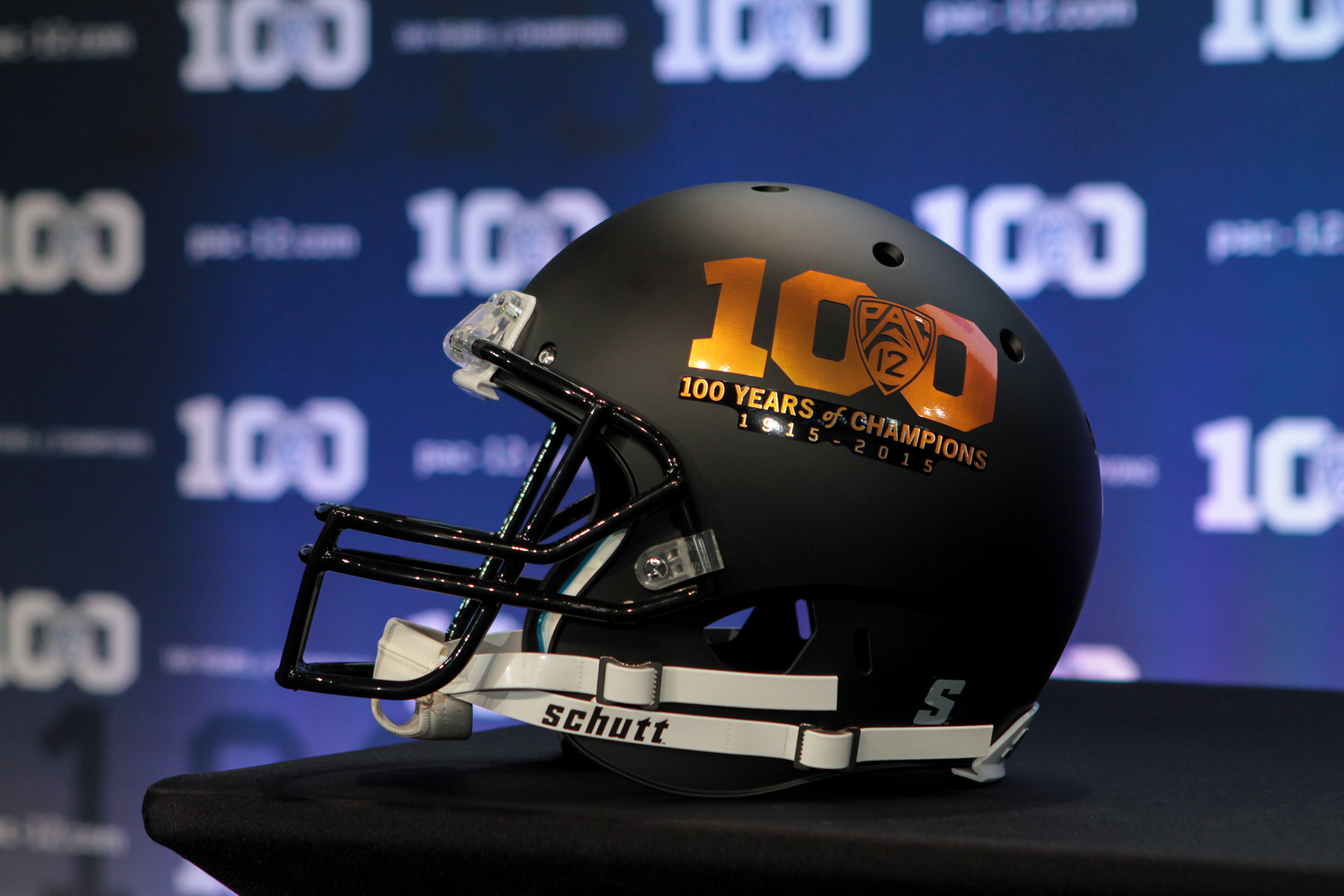 PAC-12 Conference 100 years of Champions
