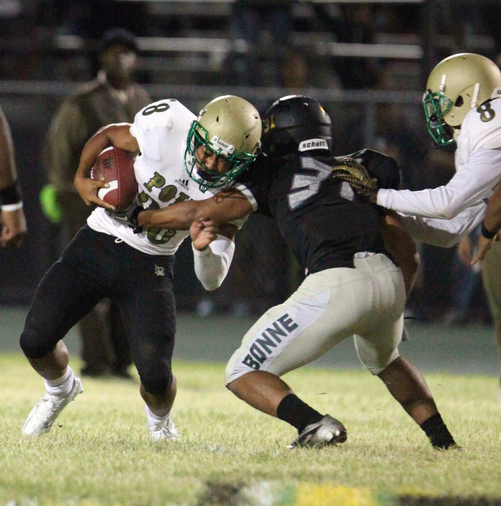 Poly vs. Narbonne Photo by William Johnson