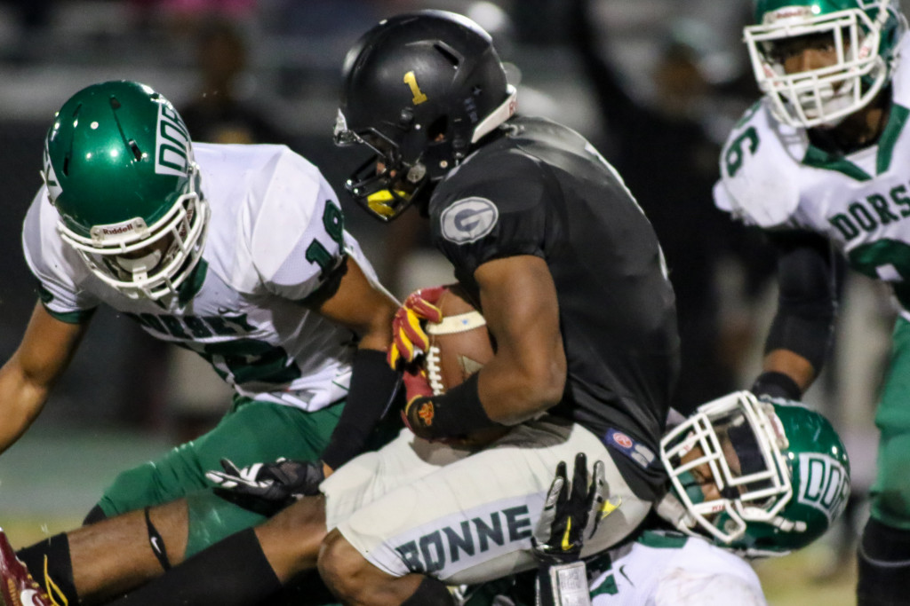 Dorsey Dons vs Narbonne Gauchos (Photo by Jevone Moore/Full Image 360)