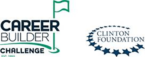 2016 CareerBuilder Challenge in partnership with the Clinton Foundation
