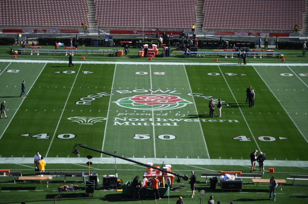 NCAA 2016: 102nd Rose Bowl Presented by Northwestern Mutual