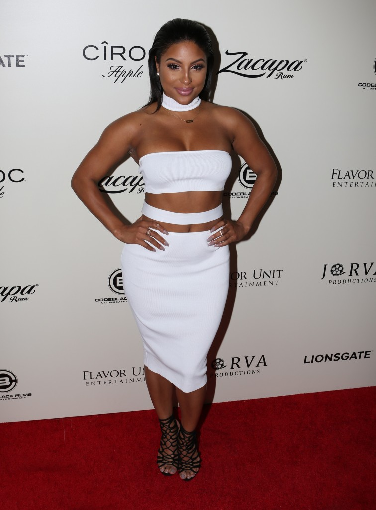 """March 7th LA Premiere """"The Perfect Match"""" arrivals at ArcLight Hollywood, CA. (Photo by Jevone Moore/Full Image 360)"""