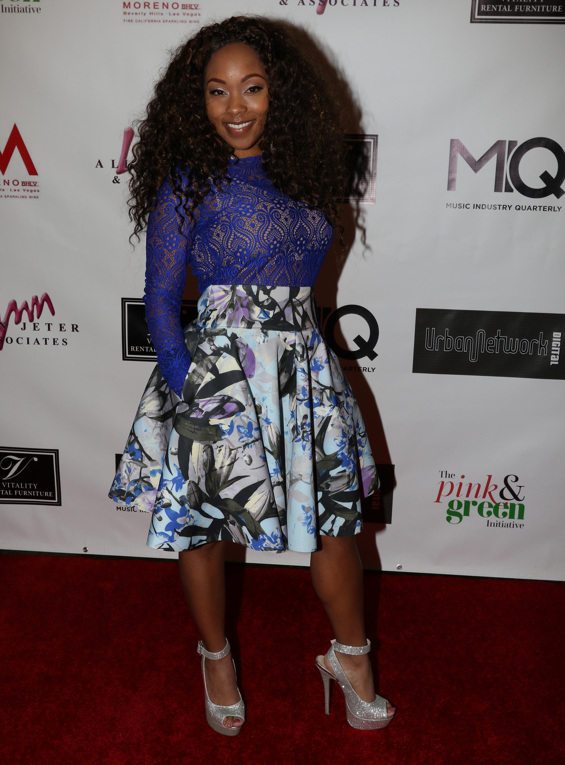 The 9th Annual Toast to Urban Entertainment Executives Honoring Women