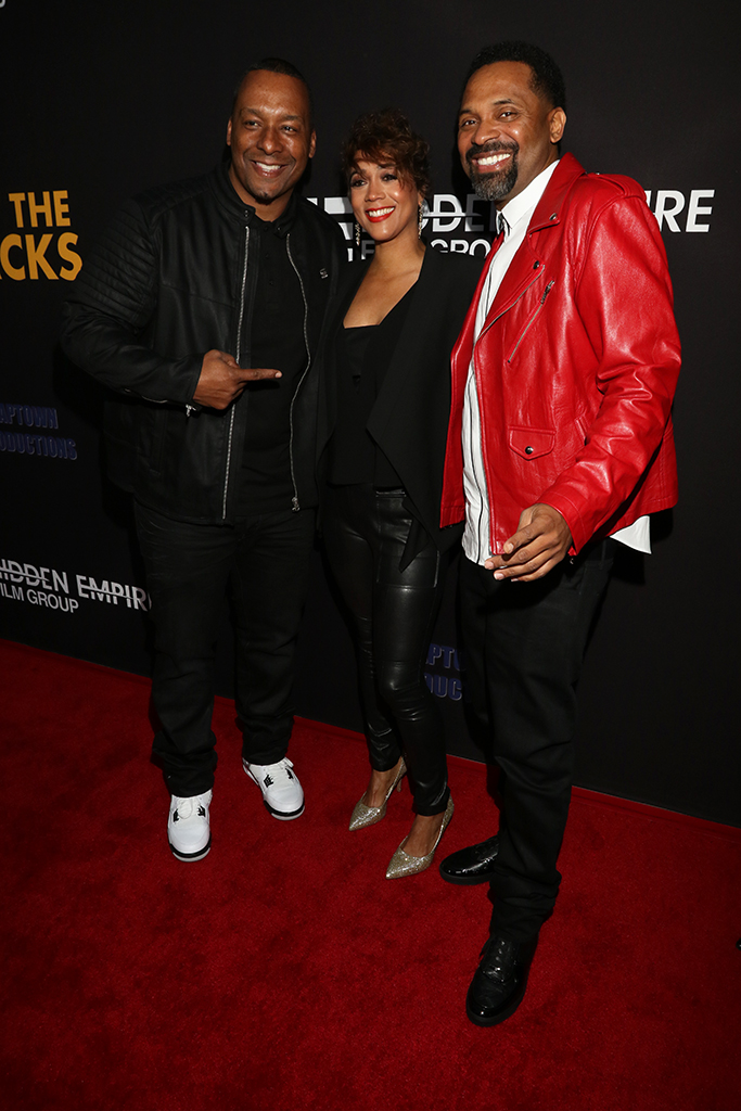 """March 29th LA Premiere """"Meet the Blacks"""" arrivals at Arc Light Hollywood, CA. (Photo by Jevone Moore/Full Image 360)"""