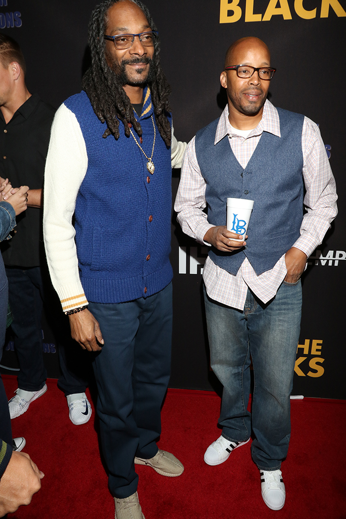 "March 29th LA Premiere ""Meet the Blacks"" arrivals at ArcLight Hollywood, CA. (Photo by Jevone Moore/Full Image 360)"