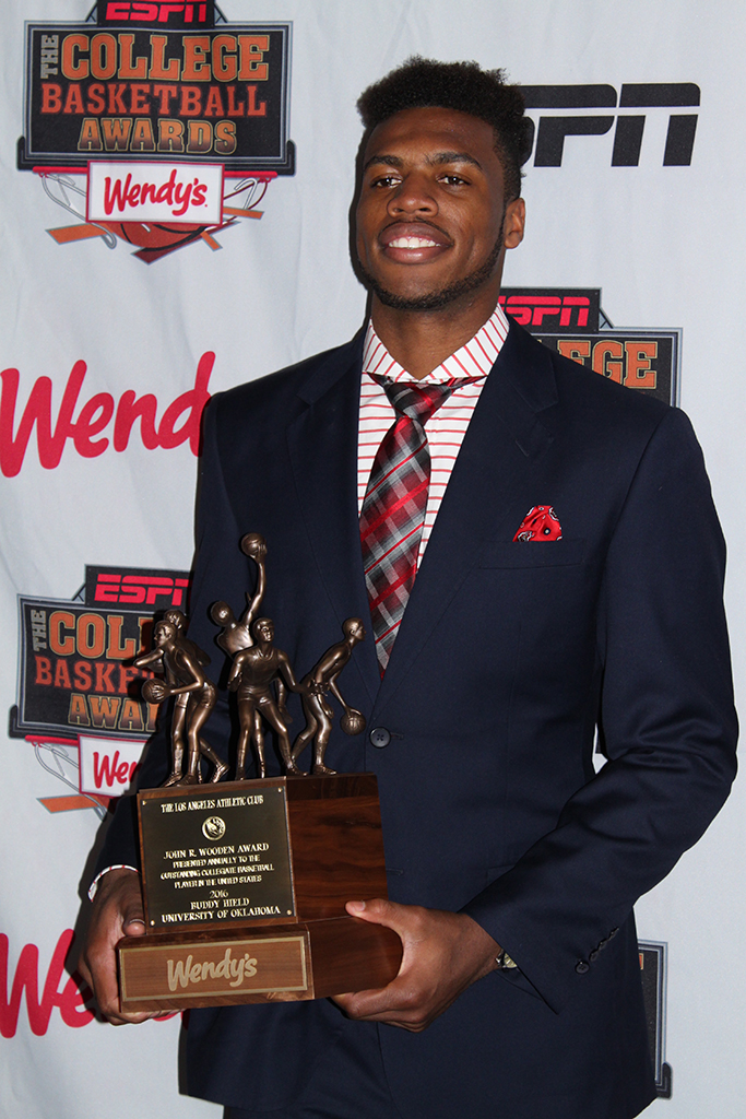 2016 College Basketball Awards presented by Wendy's - (Photo by Michael Ewing/fi360 News)