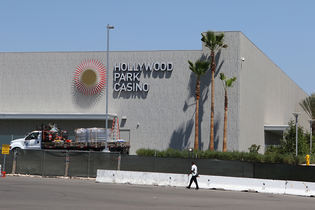 Hollywood park casino inglewood events