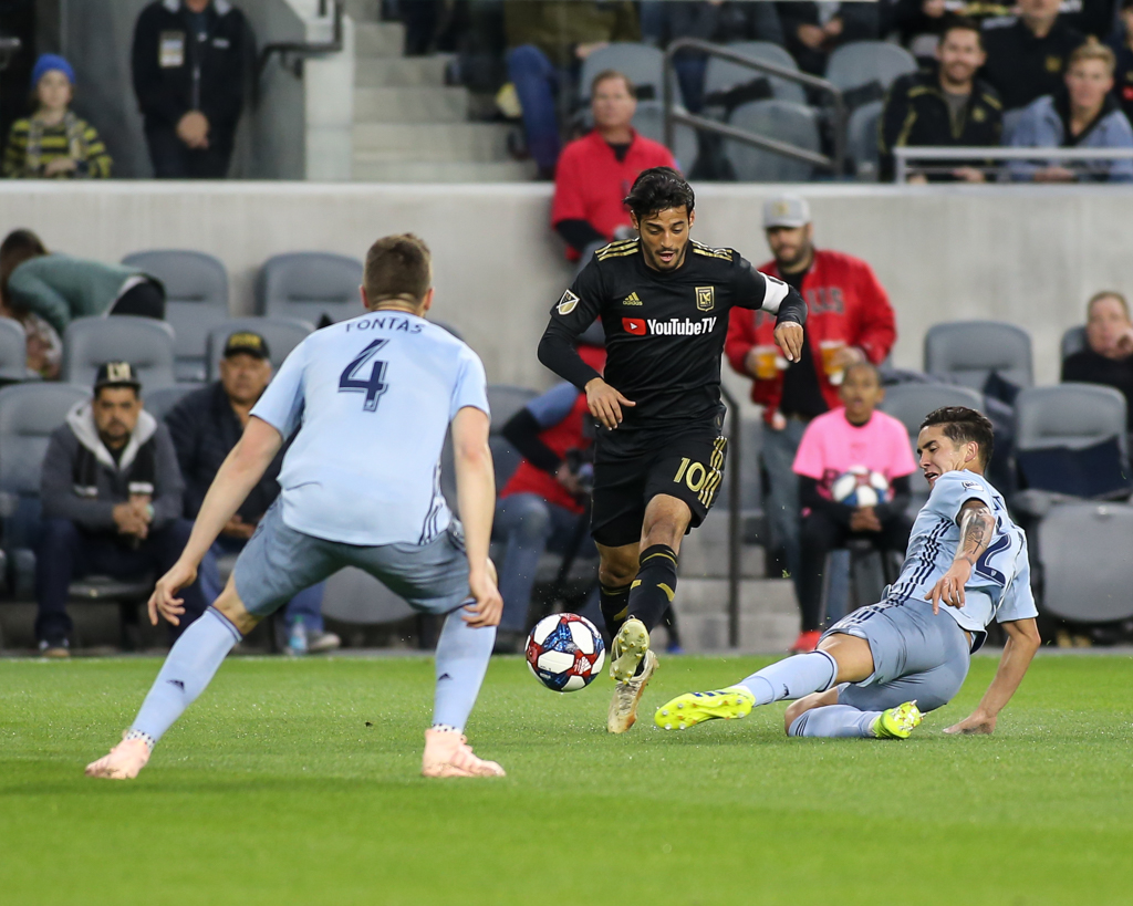 67d191e8a LAFC top Sporting Kansas City with thrilling stoppage time goal ...